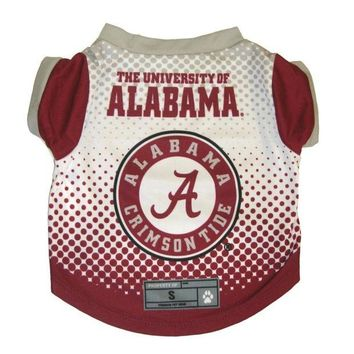 DCCKIV4 Alabama Crimson Tide Pet Performance Tee
