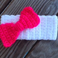 Super Soft Baby Ear-Warmers/Headbands