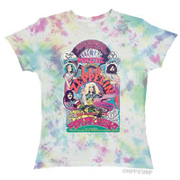 Led Zeppelin - Electric Magic Juniors Women's T Shirt on Sale for $23.95 at HippieShop.com