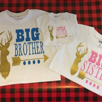 Big Brother shirt, pregnancy announcement, little brother, big sister, sibling shirt, brother shirts, sister shirts, kids clothes