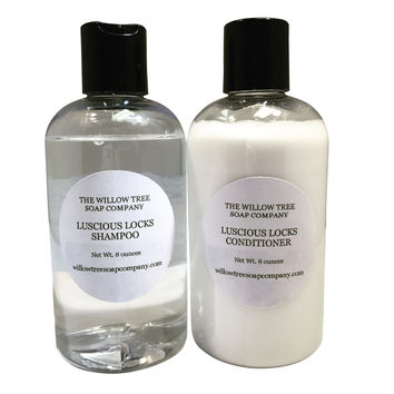 Luscious Locks Shampoo and Conditioner