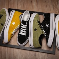 Converse One Star 74 Suede Skateboarding Shoe 35-44