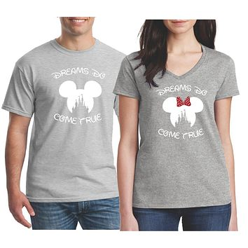 Cute Matching Couples Shirts | Our T Shirt Shack