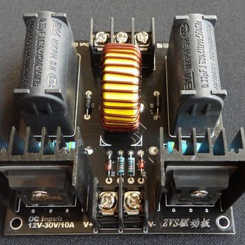 ZVS Tesla coil driver board Marx generator Jacob's ladder high Voltage Power Supply DC 12V 24V 19V