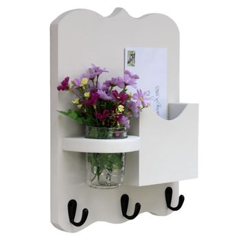 Mail Organizer - Mail and Key Holder - Letter Holder