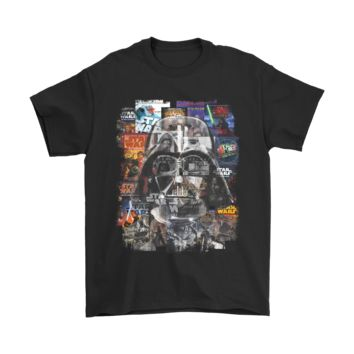 ICIK6Q Darth Vader Star War Books Posters Shirt