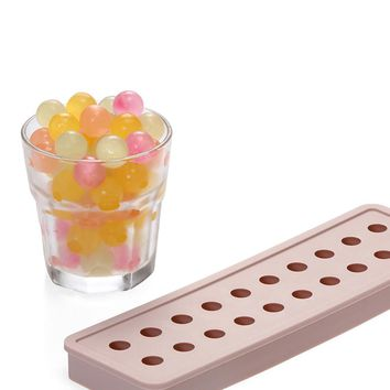 Hot New Arrival Bar Drink Whiskey Sphere Small Round And Rectangle Ball Ice Brick Cube Maker Tray Mold Mould