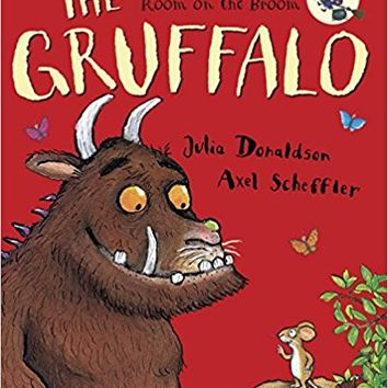 The Gruffalo Board book – January 27, 2005