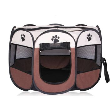 Portable Folding Pet House