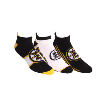 Boston Bruins Ankle Socks | x 3