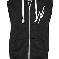 Sleeping With Sirens | SWS Sleeveless Hoodie