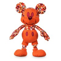 Disney Store Mickey Mouse Memories July Limited Plush New with Tags