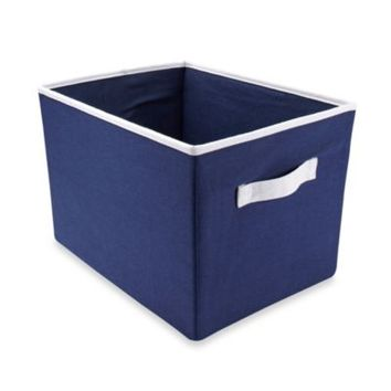 Wendy Bellissimo™ Mix & Match Storage Bin in Navy