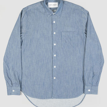Our Legacy First Shirt 70's Denim