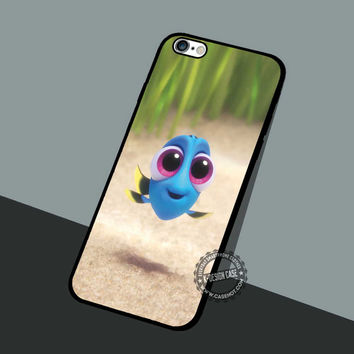 Finding Baby Dory Disney - iPhone 7 6 5 SE Cases & Covers