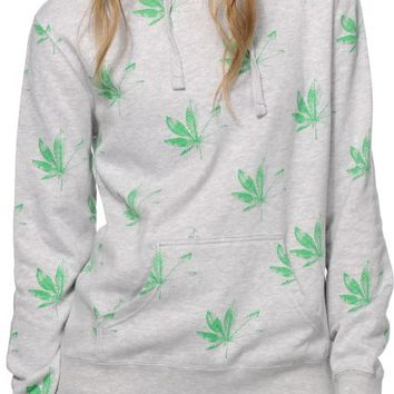 Married To The Mob Need For Weed Pullover Hoodie