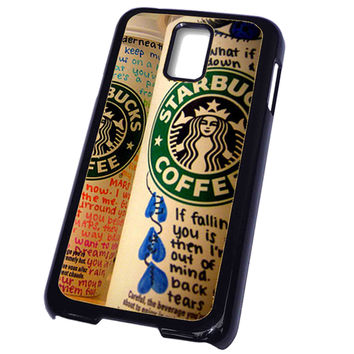 Starbucks coffee so many FOR SAMSUNG GALAXY S5 CASE**AP*