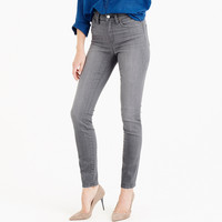 TALL LOOKOUT HIGH-RISE JEAN IN MEDIUM GREY
