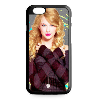 taylor swift style cute iPhone 6 Case