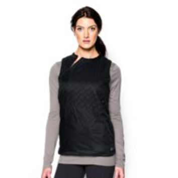 Under Armour Women's UA Aerial Speed Pinnacle Quilted Vest