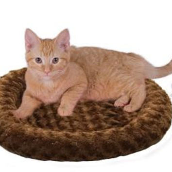 K&H Thermo-Kitty Fashion Splash Cat Bed