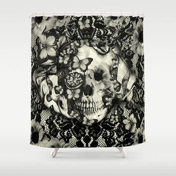 Victorian Gothic Shower Curtain by Kristy Patterson Design