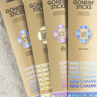 Gonesh Extra Rich Incense