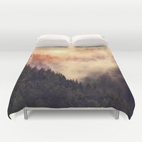 In My Other World Duvet Cover by Tordis Kayma