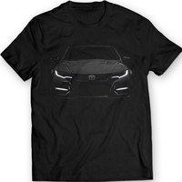 2016 Honda Civic Type R T-Shirt 100% Cotton