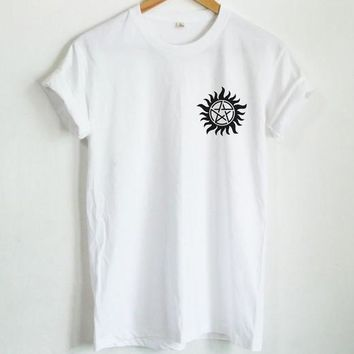 Cotton Short Sleeve T-shirts [10147846151]