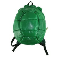 Amazon.com: TMNT Teenage Mutant Ninja Turtles Turtle Shell Backpack With 4 Masks: Clothing