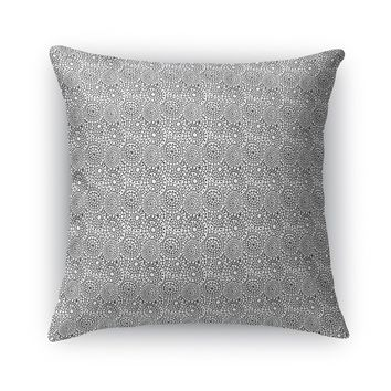 MEDALLION KIDS PATTERN Accent Pillow By Northern Whimsy