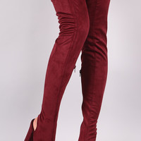 Ria Over-The-Knee Boots