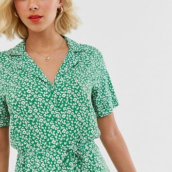 JDY ditsy floral shirt dress | ASOS