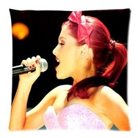 Custom Pillowcase Ariana Grande Cotton Standard Pillow Case PC-0607