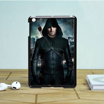 Arrow Oliver  Stephen Amell Wicked Town IPad Mini 1 2 Case Auroid