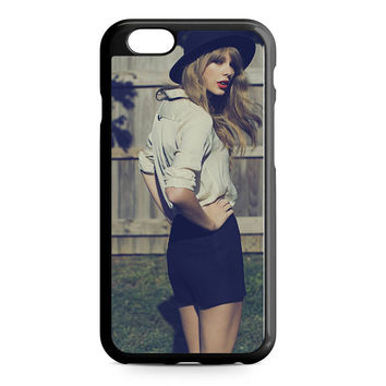 Taylor Swift Red Photoshoot iPhone 6 Case