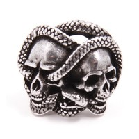 """Corruption"" Ring by Alchemy of England"