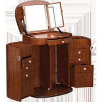 MARIE GALANTE MAKE UP TRUNK - ROSEWOOD - Bedroom - Furniture - The Conran Shop US