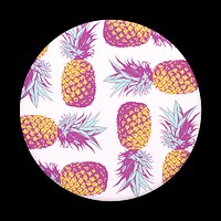 Pineapple Modernist PopSocket