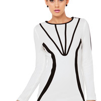 Best Thing Bodycon White Dress