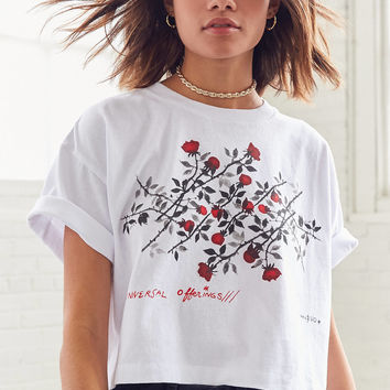 Kris Chau X UO Universal Offerings Tee | Urban Outfitters