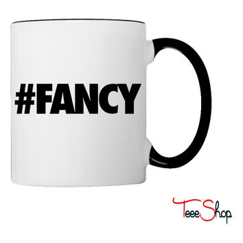 #FANCY Coffee & Tea Mug - white /