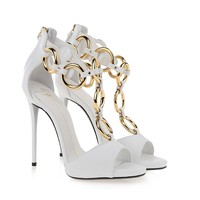 e40159 002 - Sandals Women - Shoes Women on Giuseppe Zanotti Design Online Store United States