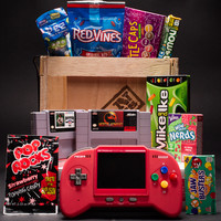 Super Retro Gamer Crate