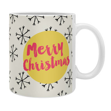 Allyson Johnson Merry Christmas Coffee Mug