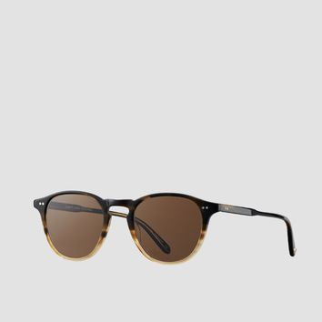 Hampton Sunglasses - Sandalwood/Coffee