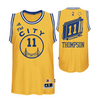 Klay Thompson - Golden State Warriors - 'The City' Swingman Jersey