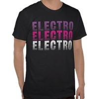 Electro 3X Shirt from Zazzle.com