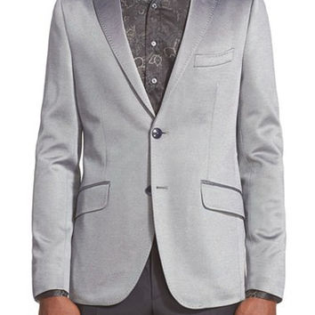 Trim Fit Iridescent Blazer